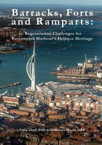 Book Cover: Barracks Forts and Ramparts - Celia Clark
