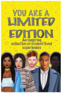 Book Cover: YOU ARE A LIMITED EDITION - TG Consulting