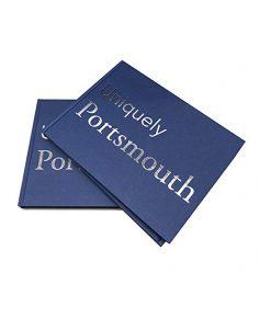 Book Cover: Uniquely Portsmouth