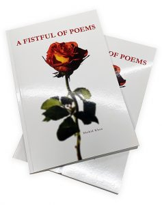 Book Cover: A Fistful of Poems - Shohid Khan