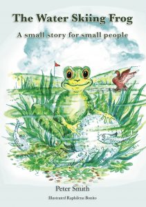 Book Cover: The Water Skiing Frog  - Peter Smith